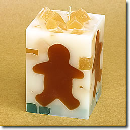 gingerbreadcandle