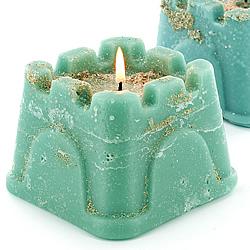 Sand Castle Candles
