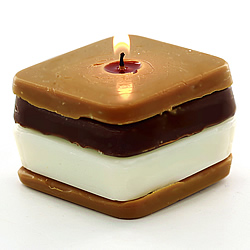 S'mores Candles